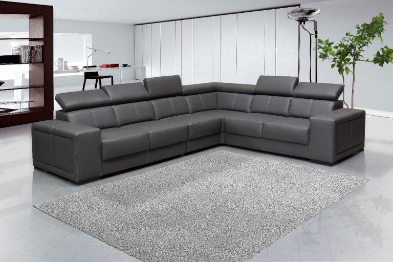 Cómo limpiar un sofá de cuero
