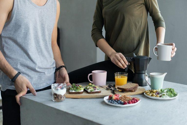 Mejores alimentos para el desayuno