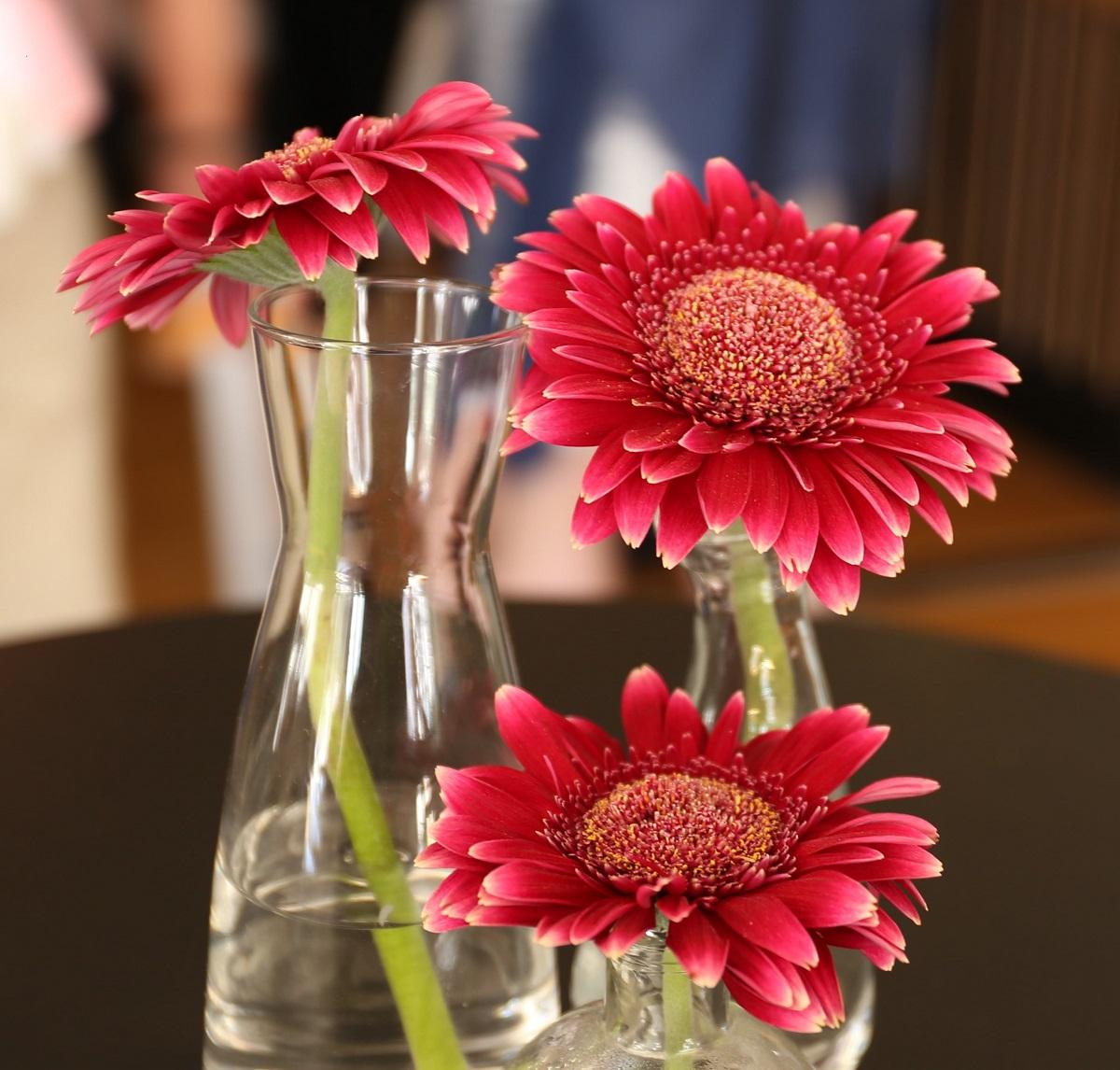 Ideas para decorar con jarrones