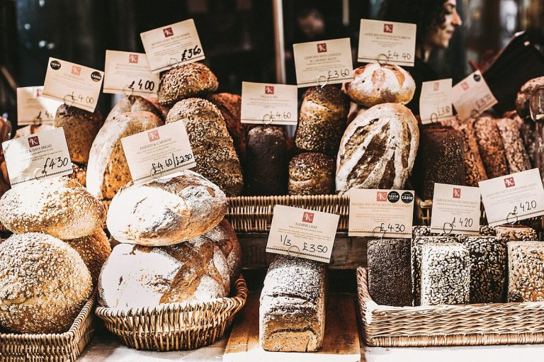 Elegir el mejor pan