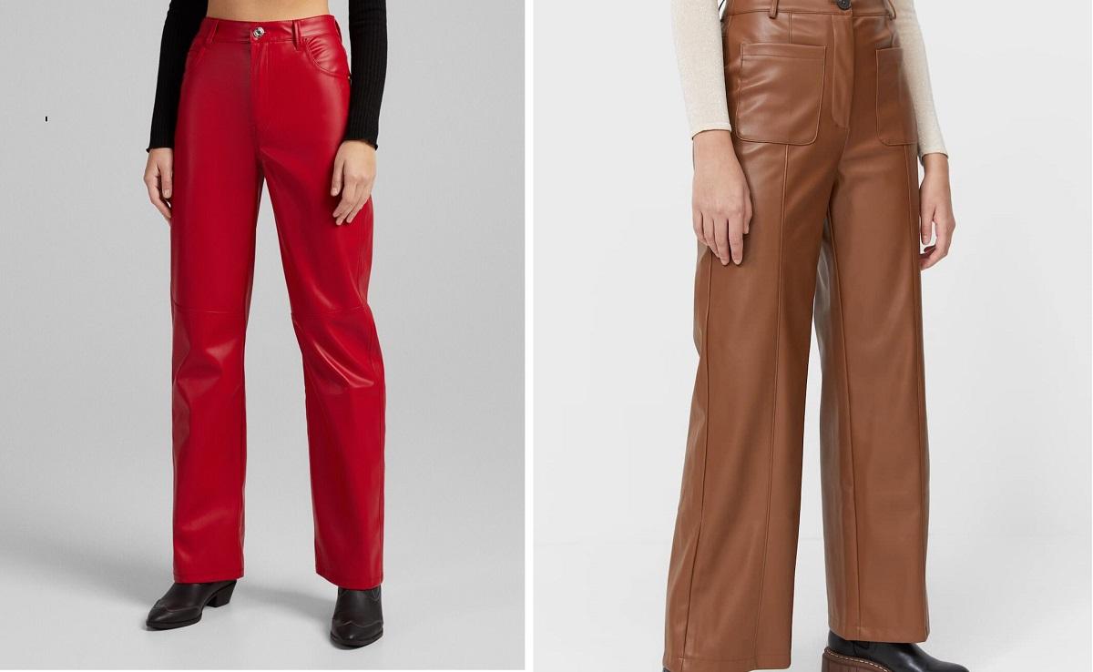 Pantalones a todo color