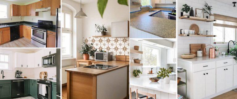 Renovar una cocina sin obra