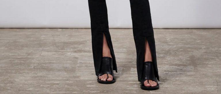 Tipos de pantalones Split